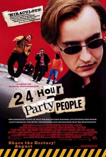 Watch 24 Hour Party People Online