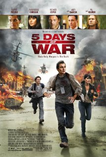 Watch 5 Days of War Online