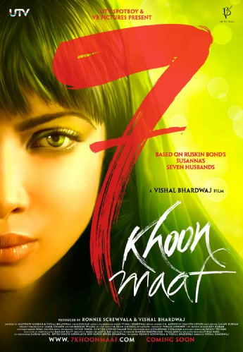 Watch 7 Khoon Maaf Online