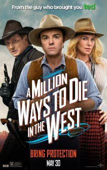 Watch A Million Ways to Die in the West Online