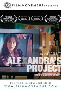 Watch Alexandra's Project Online