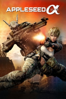 Watch Appleseed Alpha Online