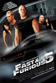 Watch Fast & Furious 6 Online
