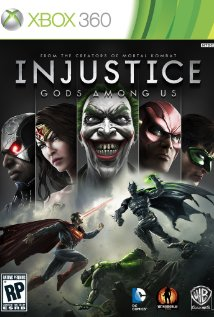 Watch Injustice: Gods Among Us Online