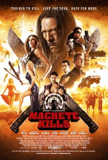 Watch Machete Kills Online