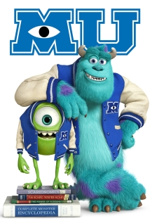 Watch Monsters University Online