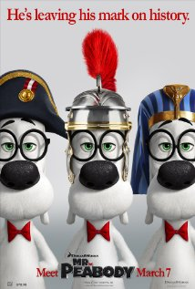 Watch Mr. Peabody & Sherman Online