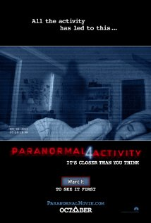 Watch Paranormal Activity 4 Online