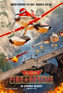 Watch Planes: Fire & Rescue Online