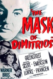 Watch The Mask of Dimitrios Online