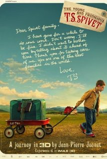 Watch The Young and Prodigious T.S. Spivet Online