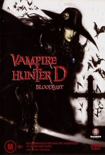 Watch Vampire Hunter D: Bloodlust Online